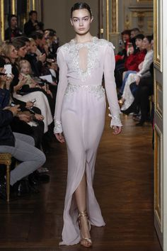 Francesco Scognamiglio - Spring 2017 Couture  Fashion Show Paris Fashion Week PFW Haute Couture