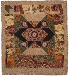 Patchwork has been around in Australia for more than 40,000 years. Yes! 40,000. The Aboriginals made patchwork cloaks from animal skins.    The...