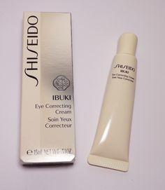 Shiseido - IBUKI Eye Correcting Cream