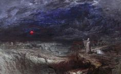 The Last Man The Last Man by John Martin Date painted: 1849 Oil on canvas, x 214 cm Collection: National Museums Liverpool Aesthetic Generator, Cesar Santos, Max Ernst, Last Man, John Martin, Art Uk, Cubism, National Museum, Landscape Paintings