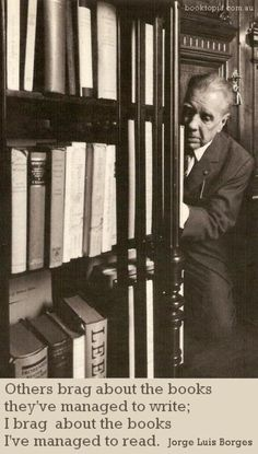 "Jorge Luis Borges (24 Aug 1899–14 June 1986), Argentine short-story writer, essayist, poet and translator. His work embraces the ""character of unreality in all literature."" His most famous books, Ficciones and The Aleph, are compilations of short stories interconnected by common themes such as dreams, labyrinths, libraries, mirrors, animals, fictional writers, philosophy, religion and God. His works have contributed to philosophical literature and the fantasy and magical realism genres."