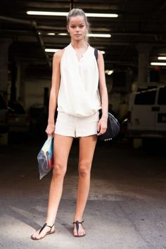 Photos: Best-Dressed Street Style at New York Spring 2014 Fashion Week | Vanity Fair