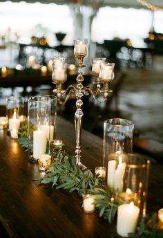 A Candlelit Romantic Wedding in Charleston | Charleston, SC