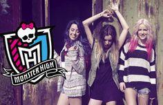 cotibluemos: Somos Monster High con Sweet California
