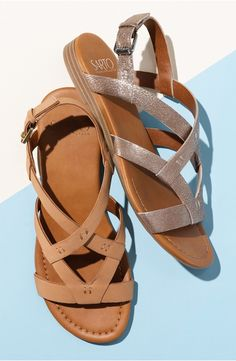 SARTO By Franco Sarto 'Gearing' Sandal (Women)