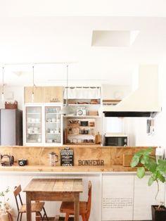 お宅のキッチン収納、見せてください!