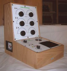 Kelly Analyzer Electronic Circuit Projects, Science, Electronics, Free, Vintage, Vintage Comics, Consumer Electronics