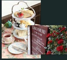 TEA HOUSE SARAH(ティーハウスサラ) 兵庫宝塚のイングリッシュスタイルティーハウス。心地よい時間・空間を追求したアンティークな香り溢れる店内にて英国風アフターヌーンティーをお楽しみください。
