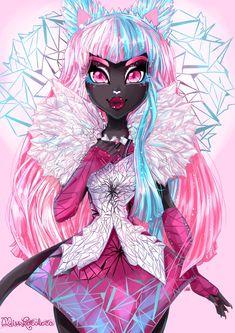 Catty Noir by MissLocoloca.deviantart.com on @DeviantArt