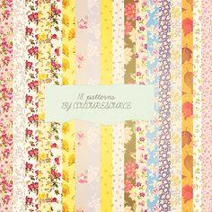 Patterns By Colouresource by dianafletcher on DeviantArt