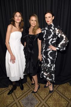 Alexa Chung, Alicia Silverstone and Juliette Lewis