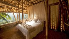 Amazing Bamboo Houses in Bali (this is where I want to be RIGHT NOW)