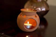 Oil burner at Dune Ridge Country House, St Francis Bay