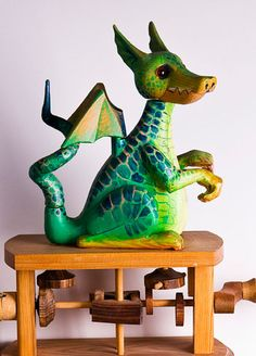 machinations automata models - Dragon - Philip Lockwood