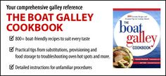 Buy The Boat Galley Cookbook almost anywhere in the world, in print and popular eformats