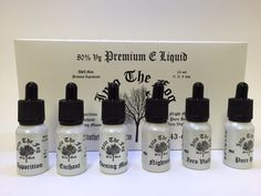 'Into the Fog Sample Pack' by Into The Fog. Not sure which flavor to choose? Want to try all six Into The Fog Premium E-Liquid Flavors? Order your own Into The Fog Sample Pack today! Includes all six premium flavors in your prefer. E Liquid Flavors, Shop Usa, Vape, Pure Products, Juices, Channel, United States, Moon, Fancy
