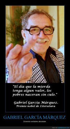 GABRIEL GARCÍA MÁRQUEZ - Diciendo verdades absolutas