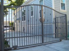 Gates » V & M Iron works inc. in the San Jose Bay Area