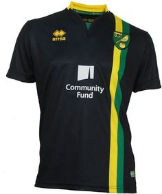 Norwich City 16-17 Home and Away Kits Released - Footy Headlines