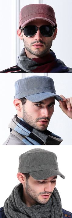 US$10.69+Free shipping. Men's Cap, Men's Fashion, Beret Hat, Golf Hat, Baseball Hat, Cabbie Hat. Material: Cotton. Color: khaki, Red, Blue, Light Grey, Dark Grey. Love casual and street style.
