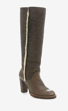 Kors by Michael Kors Brown Boot