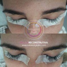 Studio Beleza Reconstrutiva - Alongamento de Cílios http://www.nataliafigliolia.com