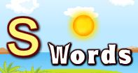 A wonderful video to teach toddlers the letter S and a few easy words that begin with it. The video will help kids build a strong vocabulary and pronunciation skills.