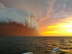 Le cyclone Narelle se déplace depuis plusieurs jours près de la côte nord-ouest de l'Australie