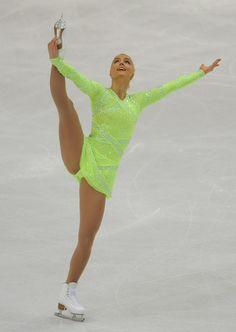 Kiira Korpi Photos - ISU Grand Prix of Figure Skating Final 2012 - Day Three - Zimbio