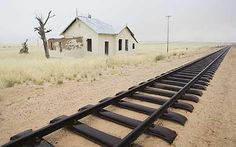 Namibia. Great Train Journey's: Namibia's Desert Express.