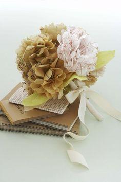 bouquet from Handmade Weddings