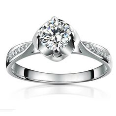 Cowgirl Bling Ranch, LLC - Vintage 1.25 Carat CZ Solitaire WGF Ring, $29.99 (http://www.cowgirlblingranch.com/vintage-1-25-carat-cz-solitaire-wgf-ring/)
