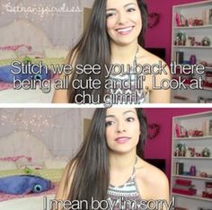 Macbarbie07! I love bethers!!! The funniest best youtuber!
