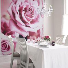 Esszimmer Wohnideen Möbel Dekoration Decoration Living Idea Interiors home dining room - Eine glamouröse Esszimmer