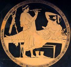 Sous l'antiquité grecque le maquillage était exclusivement réservé aux courtisanes. 2eme volet de l'histoire du maquillage, découvrez les les codes beauté de la Grèce antique. http://bdcbleblog.com/lhistoire-du-maquillage-la-grece/ #beaute