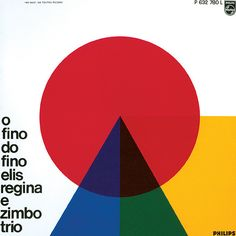 "Elis Regina e Zimbo Trio - O Fino do Fino (""Ao Vivo"", no Teatro Record) (1965)"