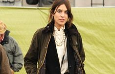 Big research about Barbour Jacket on festivals. I canˇt believe, that I own one!