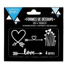 Dies Florilèges Design - Variations Créatives