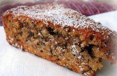 Carrot cake, crispy almonds and walnuts - Torta di carote mandorle e noci croccanti - Cake Cookies, Cupcake Cakes, Cupcakes, Sweet Recipes, Cake Recipes, Dessert Recipes, Torte Cake, Savarin, Breakfast Cake