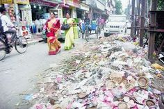 Siliguri Municipal Corporation will charge a fine from residents if they dispose garbage improperly   SMC to Impose Fine If You Dispose Garbage Improperly  The Siliguri Municipal Corporation will charge a fine from residents if they dispose garbage improperly.  The decision was taken after a meeting of members mayor-in-council at the corporation yesterday.   Sources in the civic body said the amount of the fine would be finalised after placing it at civic board's monthly meeting on August…