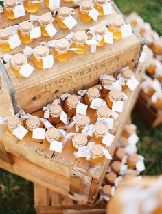 Petite sweet favors | Photography: Brumley & Wells