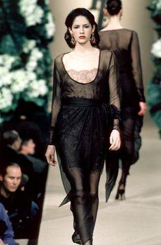 Yves Saint Laurent: Haute Couture Printemps 1999