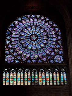 inside the Notre Dame cathedral (PaRIS, FRANCE)