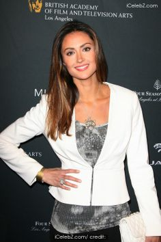 Katie Cleary BAFTA 2014 awards season tea party held at the Four Seasons Hotel - Arrivals http://www.icelebz.com/events/bafta_2014_awards_season_tea_party_held_at_the_four_seasons_hotel_-_arrivals/gallery5.html