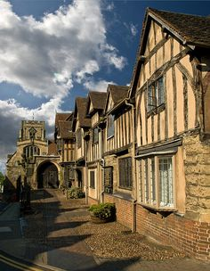 Lord Leycester Hospital by flash of light on Flickr