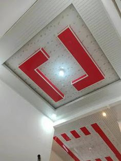 Harga Pasang Plafon Pvc Murah 0813 - 1558 - harga pasang plafond pvc per meter 0813 1558 8229 Down Ceiling Design, Drawing Room Ceiling Design, Plaster Ceiling Design, House Ceiling Design, Ceiling Design Living Room, Bedroom False Ceiling Design, Pop Design, Lcd Wall Design, Pvc Wall Panels Designs