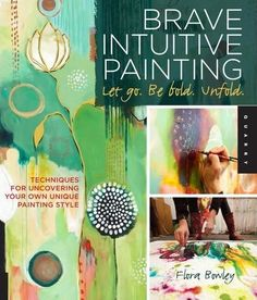 I received this signed book today by artist Flora Bowley- STUNNING and so inspiring- I cannot wait to really dig into it.  Congrats Flora on such a beautiful, beautiful book!!!    UPDATE:  I read the entire book last night- I couldn't put it down- SO inspiring....like to paint?  Want to explore new ways of painting that are fun and intuitive- get this book.