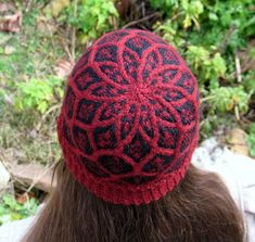 Mines of Moria Hat - Knitting Patterns and Crochet Patterns from KnitPicks.com