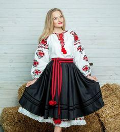 дизайнер Ольга Стрельцова   Ukrainian beauty folk fashion
