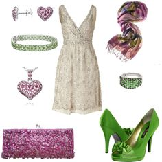 Sparkle..., created by rkimball on Polyvore